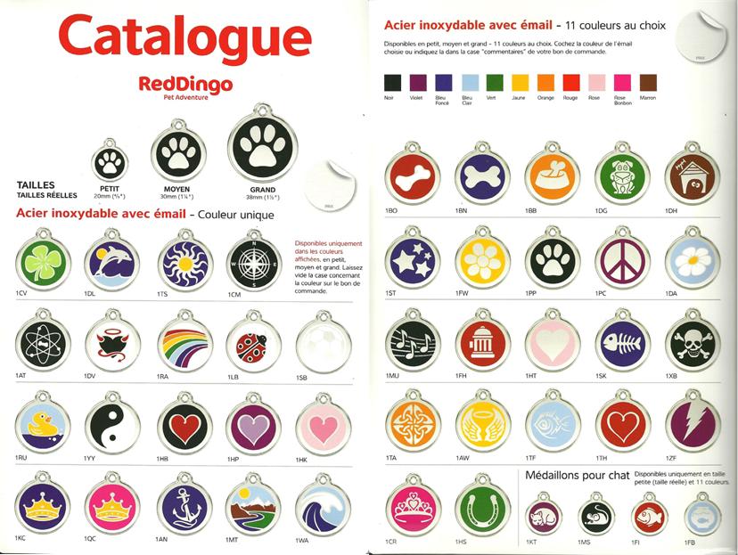 Catalogue RedDingo
